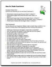 Can You Spot The Scientific Method Worksheet Answers by Printable Scientific Method Write Up Sheet And Experiments