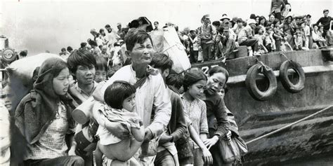 refugee boat from vietnam america the answer to the syrian refugee crisis lies in