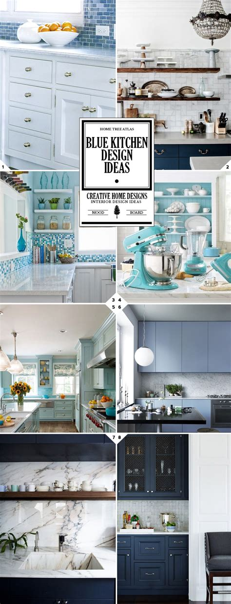 blue kitchen decorating ideas style guide blue kitchen design ideas home tree atlas