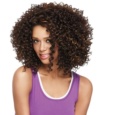short hair black women with highlights pinterest cheap price highlights black brown short curly wig for