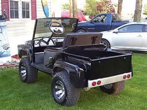 Custom golf cart body kit for club car ds old ford pickuptruck body