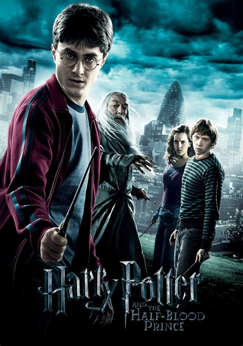 Half The Blood Of harry potter and the half blood prince posters
