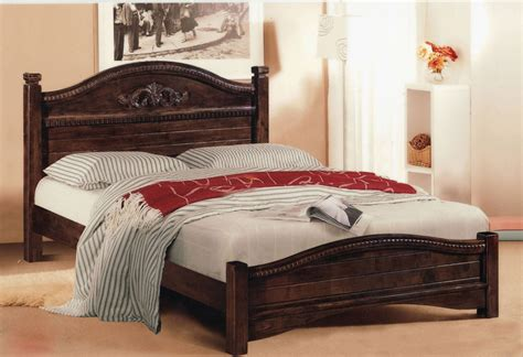 cheap wooden beds wooden king size bed frame with drawers