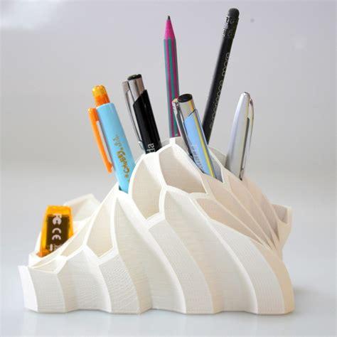 pencil holder for student desk pen and pencil holder 3dfilemarket com