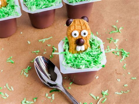 groundhog day supplies groundhog day snack idea the best ideas for