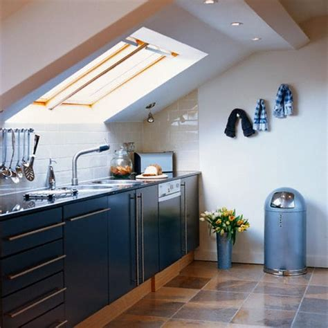 17 captivating attic kitchen designs kitchen inspiration