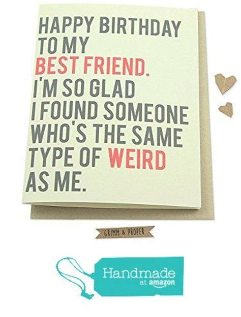 Birthday Cards For Your Bff