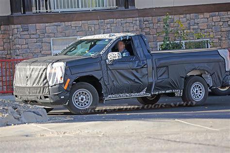 2019 chevy trucks 2019 chevrolet silverado regular cab testing in