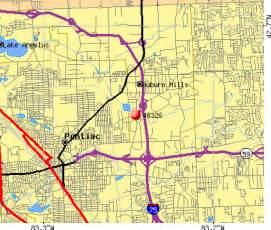 Pontiac Zip Code Mi 48326 Zip Code Auburn Michigan Profile Homes
