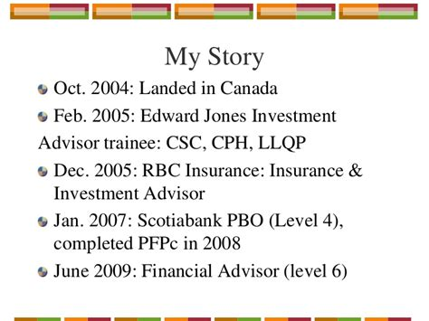 Edward Jones Mba Salary by Linkedin Finding Employment In The Financial Sector In Canada