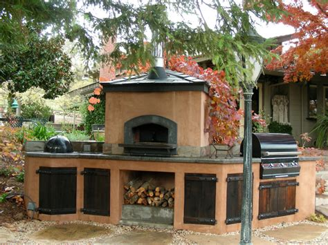 backyard ovens wood fired ovens outdoor hip roof wood fired pizza ovens mediterranean