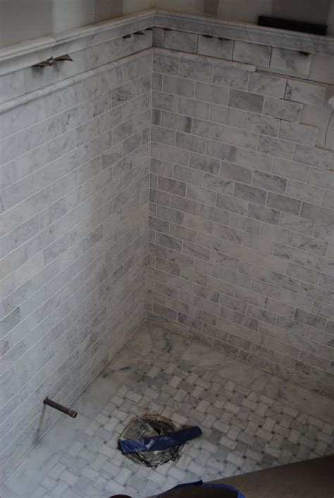 bathroom tile border height love this bathroom shower tile new bathroom ideas