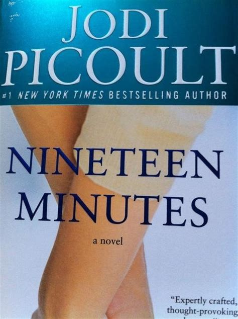 nineteen minutes nineteen minutes by jodi picoult book exchange 2013 redditgifts