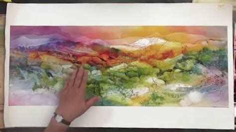 watercolor tubes tutorial preview watercolor making your mark part 10 with