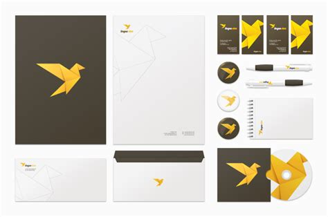 logo design identity 26 remarkable exles of branding identity and logo