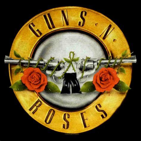 Guns N Roses by Guns N Roses Bullet Logo Shirt