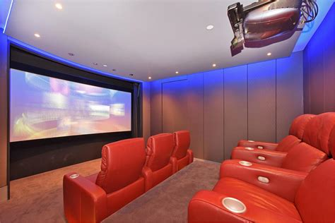 the room screening 6m newswalk duplex loft has a screening room 6sqft