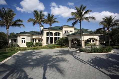 the beach house florida ocean to intracoastal estate 24 900 000 pricey pads
