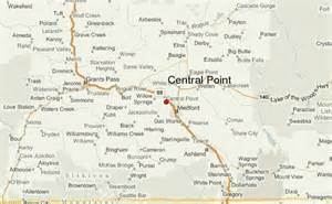 where is central point oregon on the map gu 237 a urbano de central point
