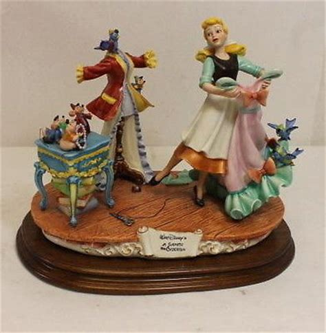Disney Store Ceramic Figurines - 10 classic and collectible disney figurines jiffy self