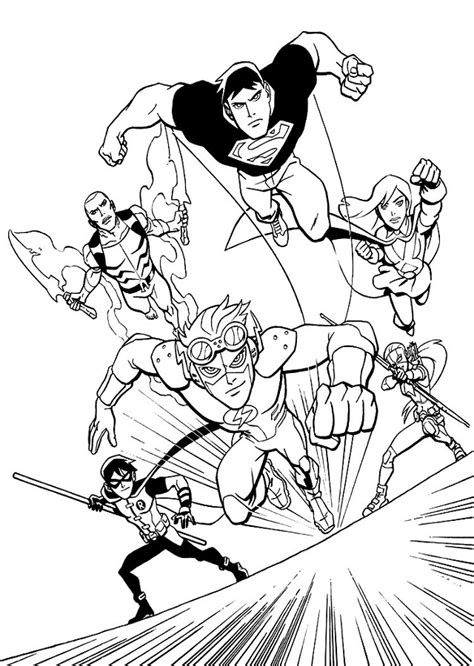 imagenes de justicia para iluminar dibujos para colorear liga de la justicia dibujos para