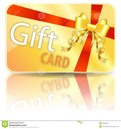 Generic Gift Cards - gift card royalty free stock images image 12022699