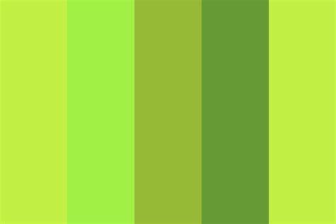 green hex color genji green color palette