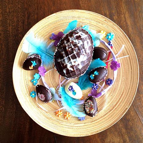 Handmade Chocolate Easter Eggs - easter eggs great for the kiddies soul