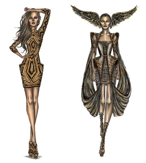 fashion illustration facts the gallery for gt american with afro
