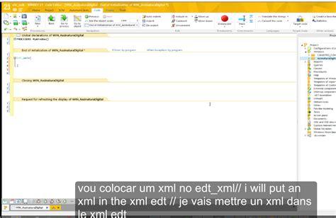 layout xml nfe 2 0 windev21 aulas estudos e desenvolvimento curso windev