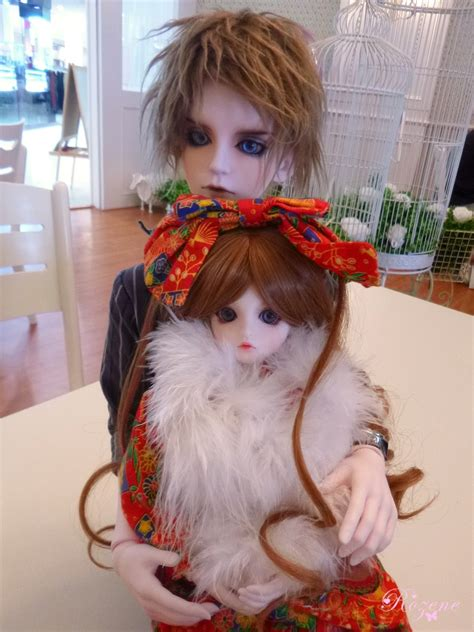 jointed doll used jointed dolls resin used jardin de rozene
