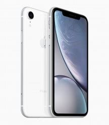 apple iphone xr review design