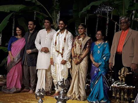 actress samantha parents pics samantha and naga chaitanya wedding latest unseen photos