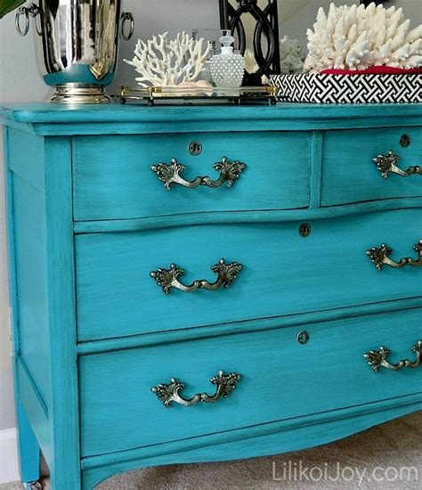 Colored Dresser by Benjamin Bahaman Sea Blue 2055 40 In The Pearl