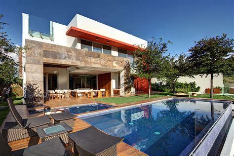 studio home desing guadalajara modern family home in zapopan mexico