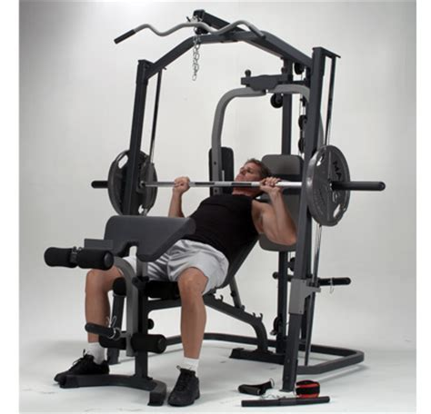marcy mp3100 smith machine et banc fitnessdigital