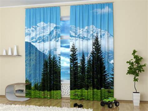 nature pattern window curtains facebook