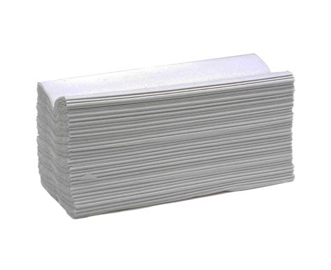 White C Fold Paper Towels - white c fold towels washroom janitorial paper products