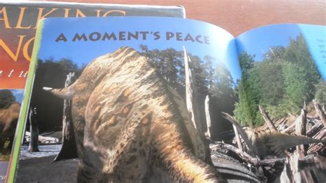 walking with your books walking with dinosaurs book collection