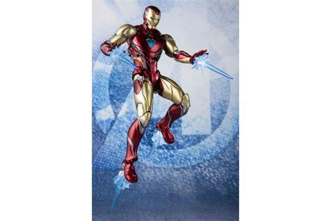 sh figuarts iron man mark avengers game bandai