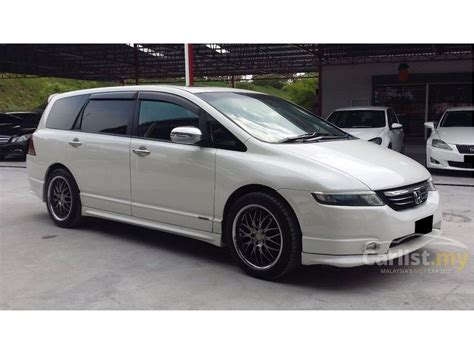 how to work on cars 2005 honda odyssey lane departure warning honda odyssey 2005 absolute 2 4 in selangor automatic mpv white for rm 49 800 3754512 carlist my