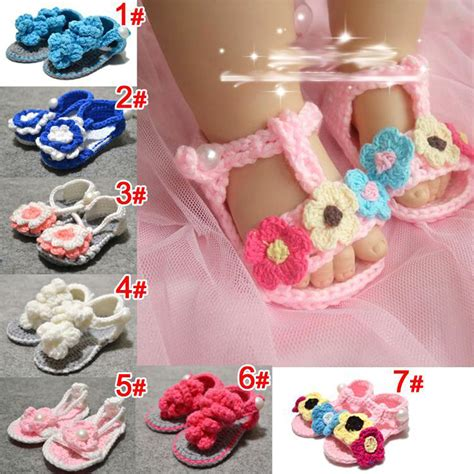 Handmade Things For Newborn Baby - popular crochet toddler slippers buy cheap crochet toddler