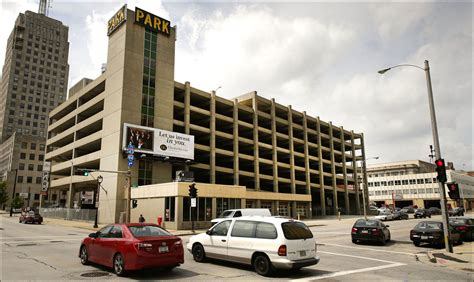Parking Garage Wi by Park And Bark Attorneys Volley Jabs Parking Garage