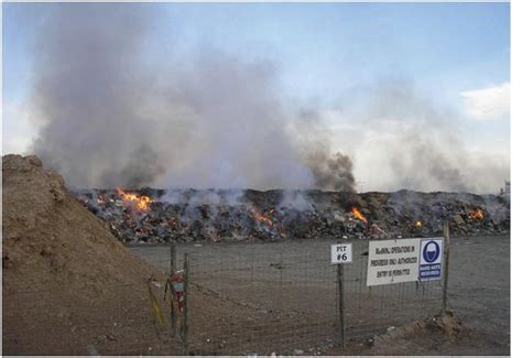 burning pit burn pits harm soldiers environment zdnet