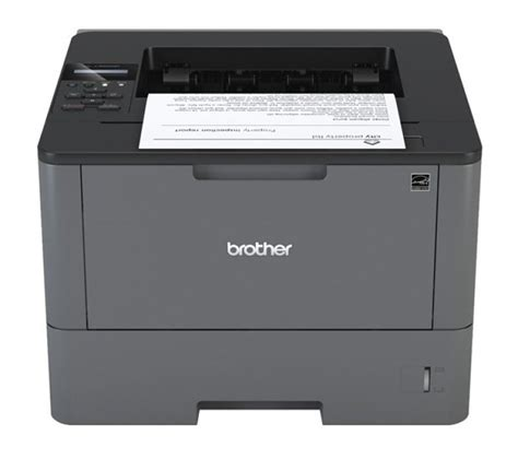 Printer Hl L5200dw hl l5200dw a4 mono laser printer ebuyer
