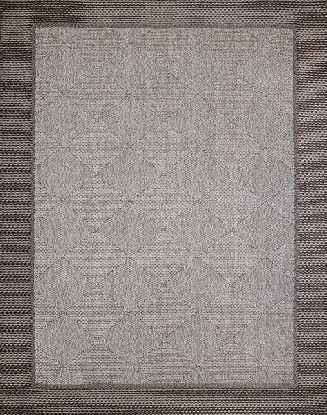 gray outdoor rug grey area rug with charcoal border gray cabled