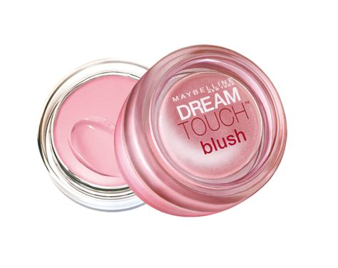 Maybelline Blush On blush touch maybelline garotas rosa choque