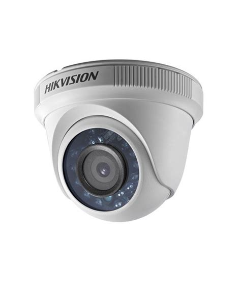 hd cctv hikvision ir dome hd 720p turbo hd cctv price in