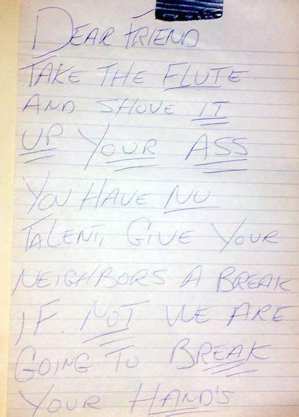 funniest neighbor notes gallery