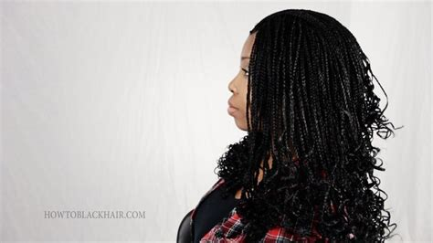 extension off the track for micro braids micro braids protective style for natural hair tutorial